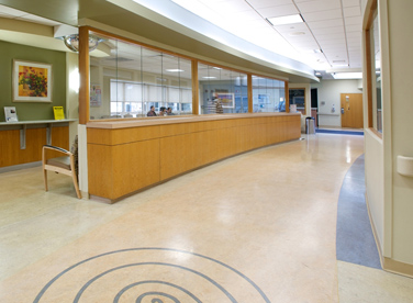 Photo of hospital interior