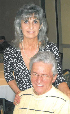 COPD patient Walter Young and his wife