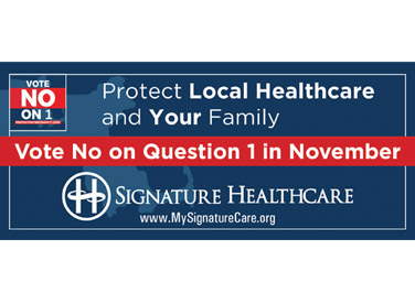 Protect Local Healthcare and Your Family - Vote No on One