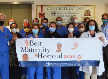 Signature Healthcare Brockton Hospital Maternity Department