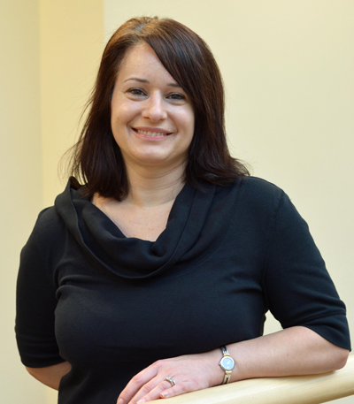Photo of Christine Abdow, Medical Office Coordinator