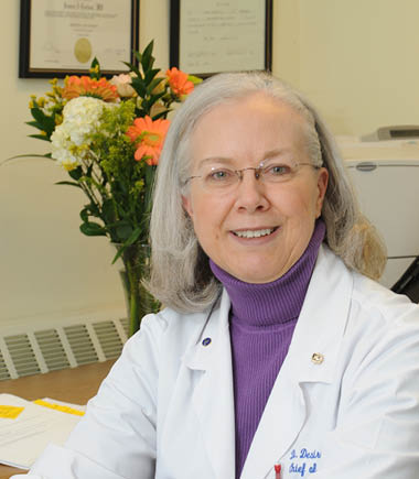 Photo of Desiree Carlson, MD