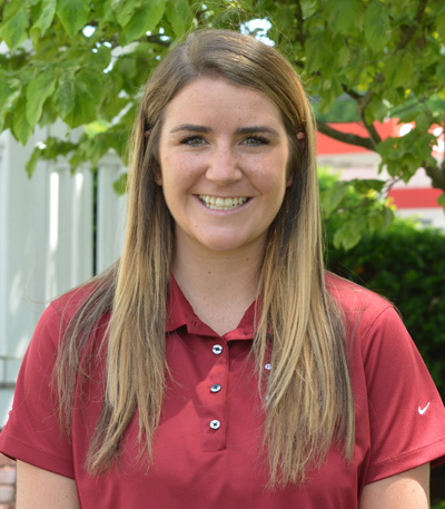 Photo of Katie Coleman, LAT, ATC