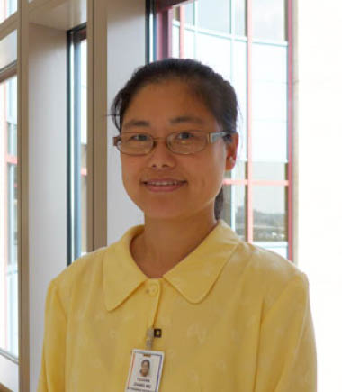 Photo of Yujan Zhang, MD