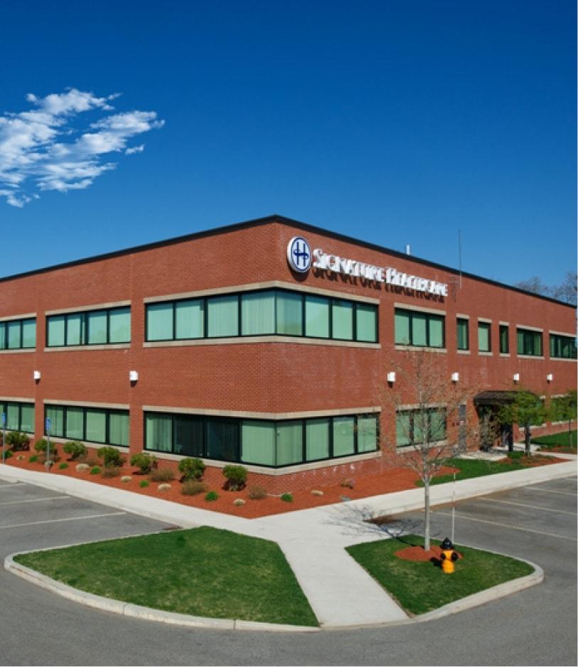signature healthcare easton location