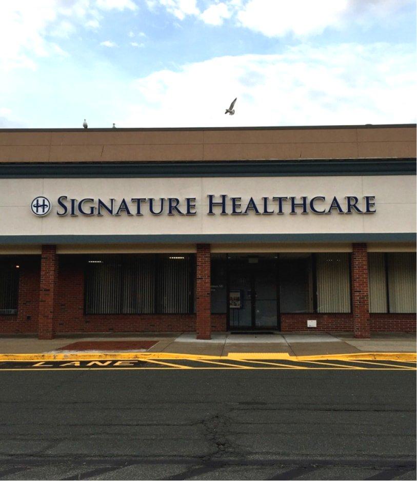 signature healthcare hanson location